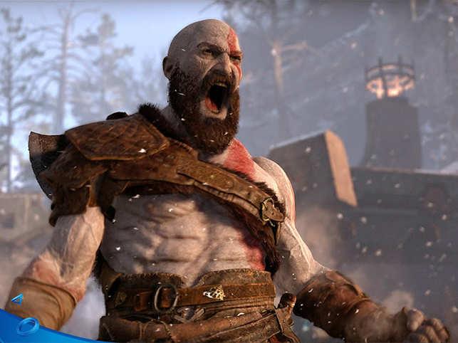 Fans of mythological videogames have always held the 'God of War' series in the highest esteem. (Pic:  http://godofwar.playstation.com)