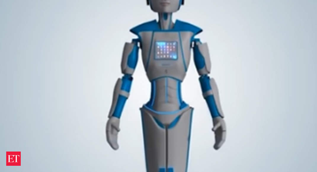 Sandy: India's First Humanoid Robot