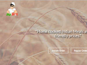 """Mr Hot Foods addresses the needs of small kitchens that make good, simple food but lack the bandwidth to reach out to young customer students,"" said Pawan Raj Kumar."