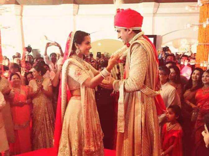 After Mumbai Bash Mukesh Ambani S Niece Ties The Knot In An