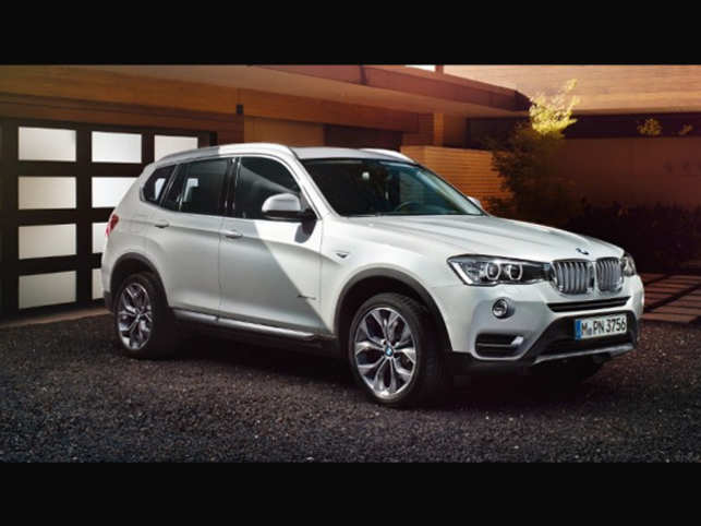 Bmw X3 X5 Models Launched Made In Chennai Bmw Launches X3 X5