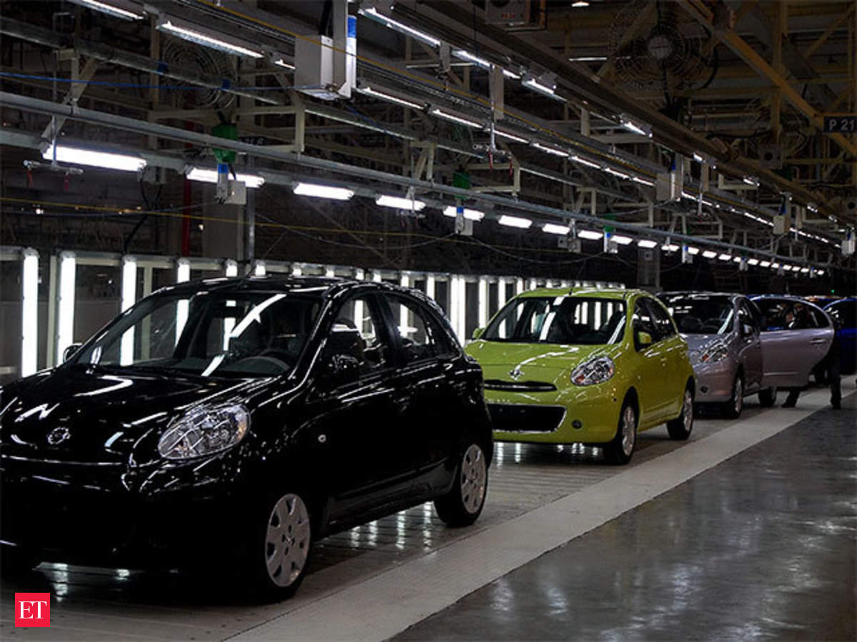 Renault-Nissan Automotive: Renault-Nissan factory in Tamil Nadu to