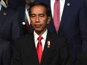 Joko Widodo will be accompanied by his spouse, several Cabinet Ministers, senior officials and a 22-member high-level business delegation from Indonesia