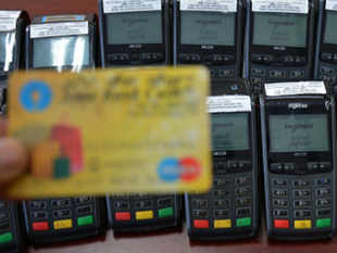 The state now wants to take this forward by linking the Jan Dhan accounts of the card holders through Aadhaar.