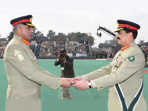 Already army chief General Bajwa last week appointed Lt Gen Shahid Baig Mirza as new corps commander of Karachi.