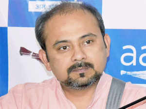 AAP's Delhi unit convenor Dilip Pandey said the company is associated with Mysore Printing Press.