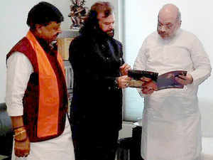 Hans Raj Hans said that under Amit Shah, the BJP has expanded and its popularity has been increased manifold.