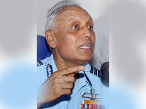 71-year old Tyagi, who retired in 2007, was called for questioning at CBI Headquarters along with his cousin and Khaitan, who were taken into custody after nearly four hours of grilling.