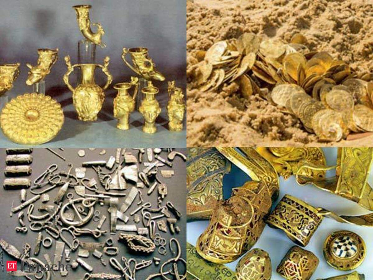 12 Archaeological Discoveries made with a Metal Detector