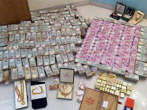 Another seizure of Rs 82 lakh, including Rs 71 lakh in new Rs 2,000 currency, was made at Kothur near Hyderabad.