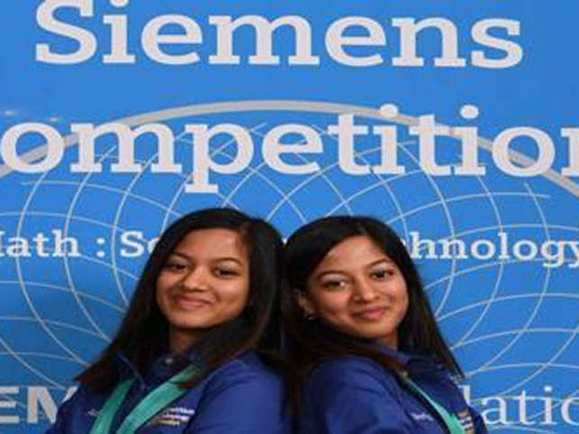 HOUSTON: Three Indian-origin teenagers, including identical twin sisters,  in the US have bagged a scholarship worth $100,000 in a science competition  for ...
