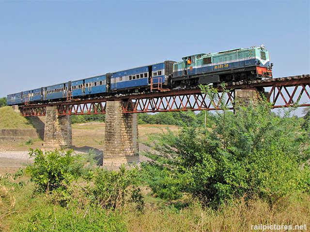 Shakuntala Railways: India's only private railway line