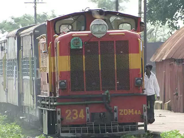 Rolling Freight-India et Great Britain