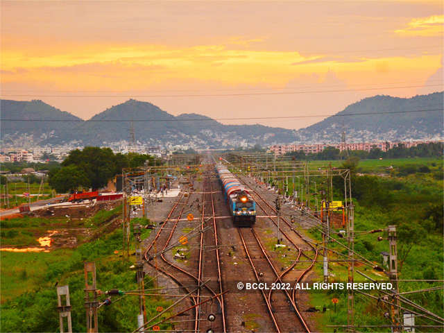 Shakuntala Railways India S Only Private Railway Line British Owned Line The Economic Times