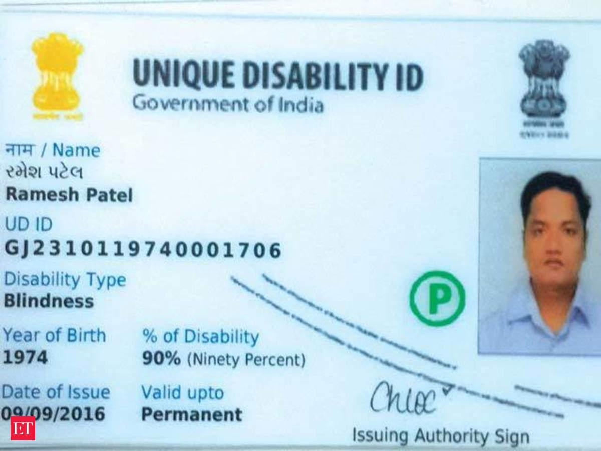 Handicap dating India