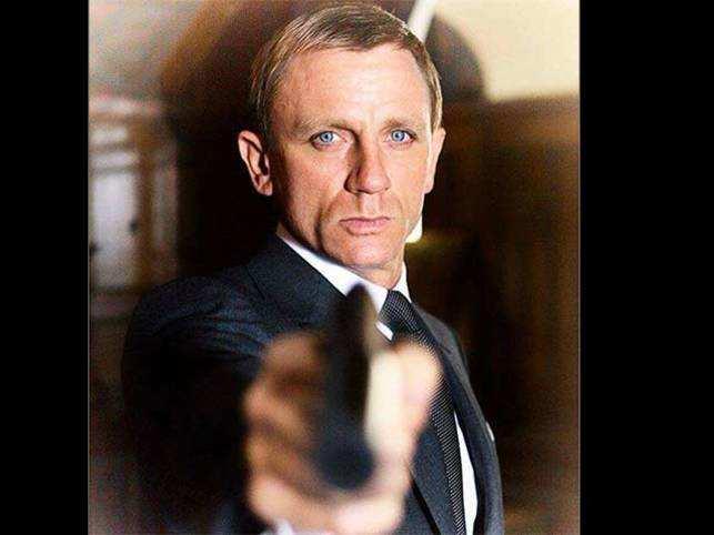 Daniel Craig May Be Back As James Bond The Economic Times