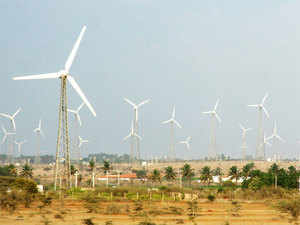 Inox Wind's 450 MW Rojmal site is one of the largest wind farms in Gujarat.
