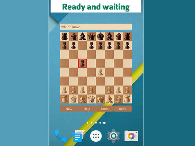 CHESS NINJA - Top handy widgets for Android & iOS | The Economic Times