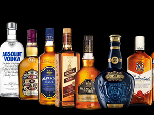 Experts said Pernod Ricard's strategy of focusing on higher price points and avoiding competing at the bottom end of the market has paid off in India with its premium brands finding a lot of buyers.