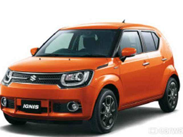 The Ignis will be manufactured at the company's Gugaon facility. Bookings for the car will commence online in early January.