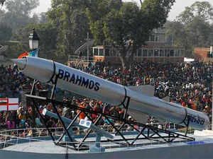 Brahmos is a short-range ramjet supersonic cruise missile that travels at speeds of up to Mach 3.0.