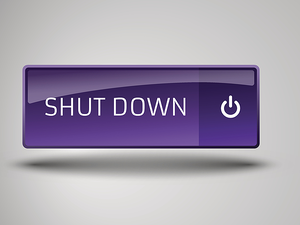 Lack of funds, plummeting sales and rising competition were the major reasons for the shutdowns.