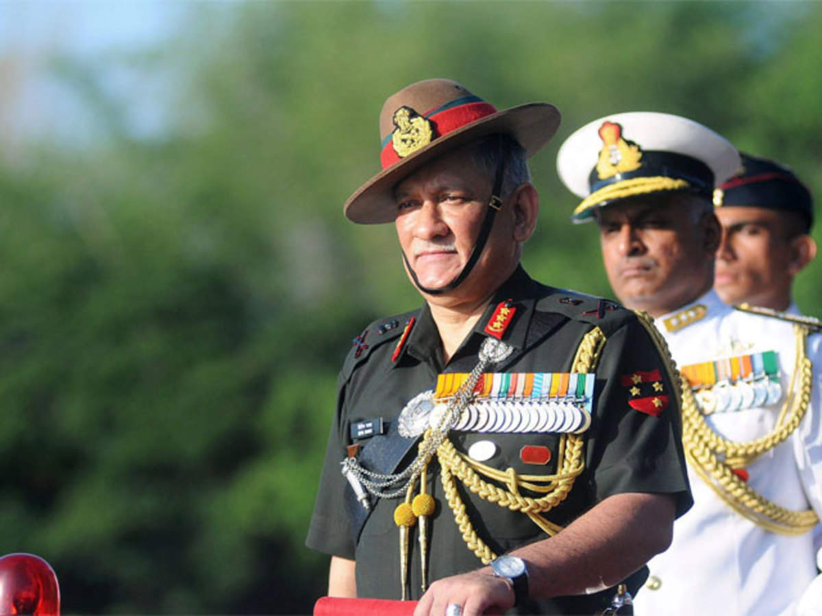 4e5c46b4 Lt General Bipin Rawat to be next Indian Army chief, Air Marshal BS Dhanoa  next IAF chief - The Economic Times