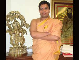 Meet Acharya Balkrishna, the man behind Baba Ramdev's Patanjali Ayurved
