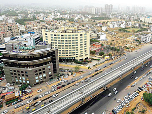 Gurgaon will have turned into a megacity, one with more than a million people, going by the current trend.