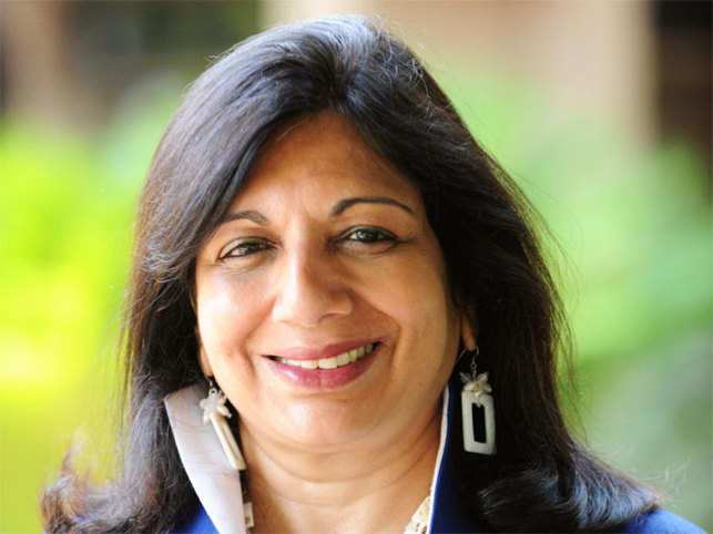 In 1978, she started a biotech company against all odds. Today, she is India's only self-made woman billionaire.