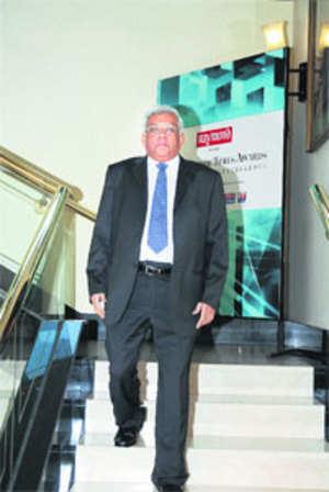 Deepak Shantilal Parekh, Chairman, HDFC Bank