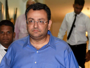 Mistry, whose family owns an 18.5% stake in the Tata Group holding company, said he would continue on the board.