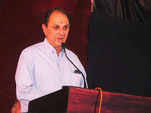 Nusli Wadia didn't show up at the EGM as he felt the whole exercise was stage-managed by the company.