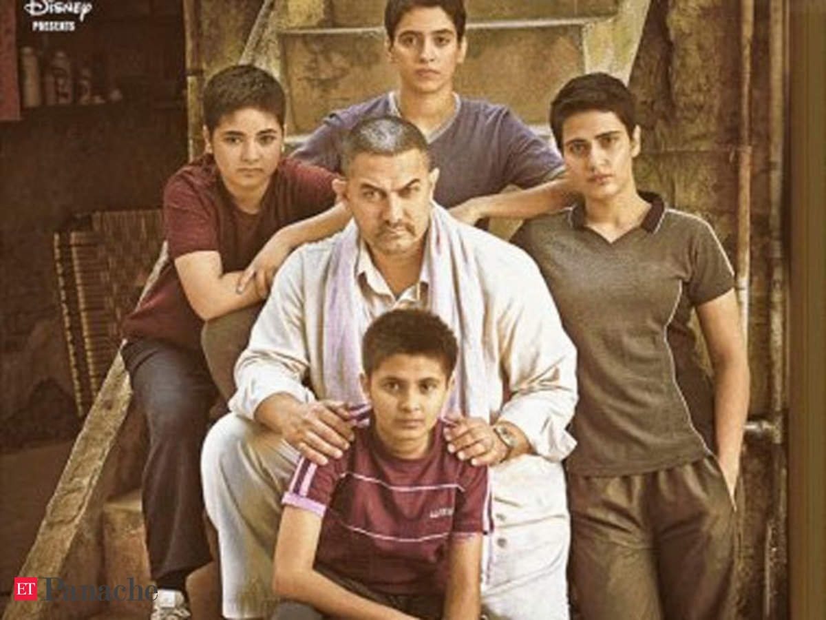 Dangal movie review: Aamir pins you down, and keeps you