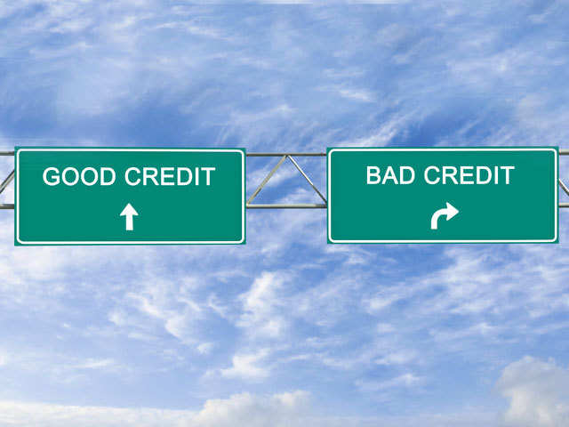 Ignoring credit score - 6 financial habits you should get rid of   The  Economic Times