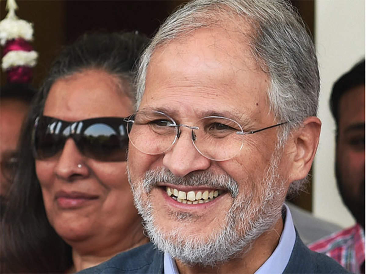 Najeeb Jung resigns as Lieutenant Governor of Delhi - The Economic Times