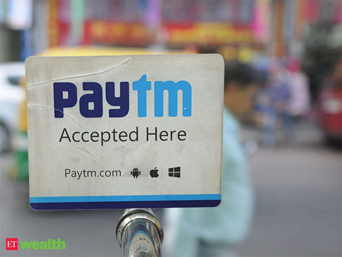 Transaction issues on Paytm continue - The Economic Times