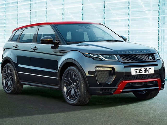 2017 Range Rover Evoque Launched In India At Rs 49 10 Lakh