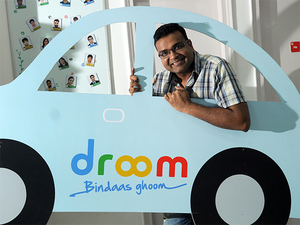With Droom History, there will be an information repository for used vehicles and will help foster greater trust and transparency in the used automobile segment, he said.