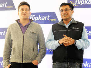 Flipkart cofounders bet big on startups with futuristic ideas