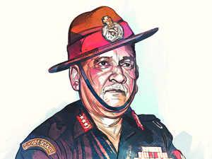 Lt Gen Bipin Rawat