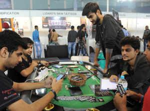 poker league in