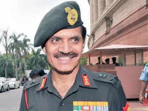 Suhag's visit to the Siachen and the 15 Corps today will be the last of his farewell visits to the Commands under him before he retires on December 31.