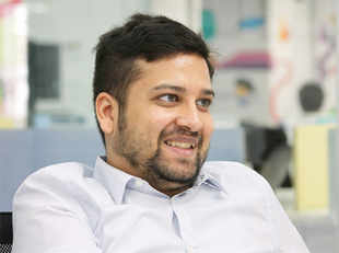 """""""We own the three biggest segments of ecommerce market... We have sustainable differentiators on those, and we have not won them because of capital. It's a very different ballgame, and that game Amazon has not won anywhere,"""" says Binny Bansal ,  Chief Executive, Flipkart."""