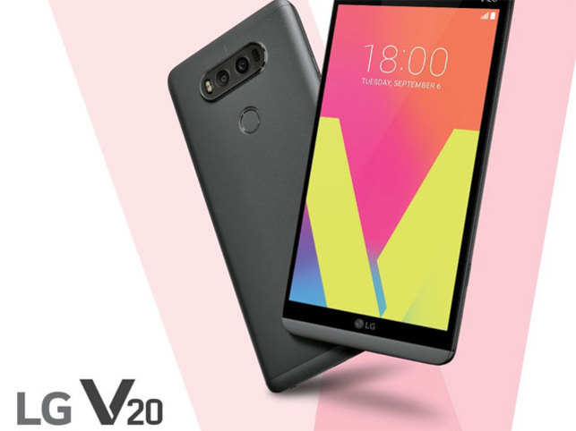 LG V20 review: With a dual camera & second screen, it makes
