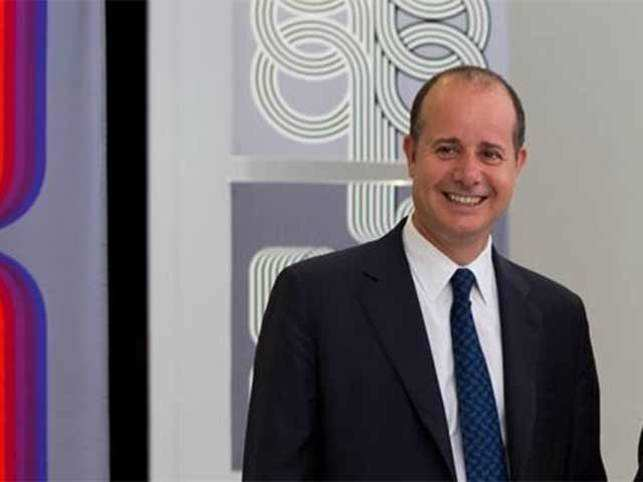 Hermes's artistic director Pierre Alexis Dumas.