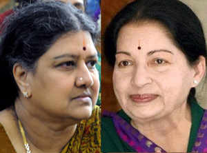 AIADMK adopts resolution; Sasikala elected  party's general secretary