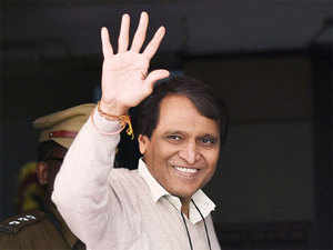"""Railway Minister Suresh Prabhu today described the two incidents of derailments, which have raised serious question about railway's safety mechanism, as """"very sad""""."""