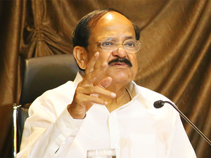 """Speaking to reporters at the BJP state headquarters here, Naidu said, """"If the judge has an opinion, it is his opinion. If he has issued notice, it will be replied to (by the Centre). Let us wait for what the court has to say."""""""