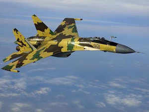 Since the debut of the China's stealth fighter J-20 fighter at Zhuhai Airshow, procurement of the Su-35 fighter jets has gone quite smoothly. (Courtesy: Sukhoi company)